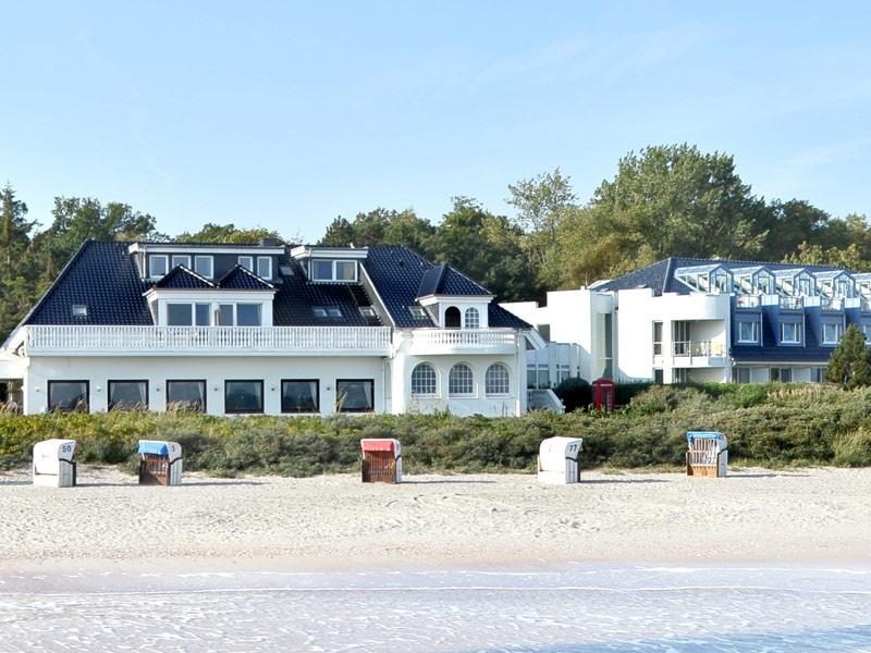 Ostsee 4 Sterne Wellness Hotel Seeschlosschen In Hohwacht